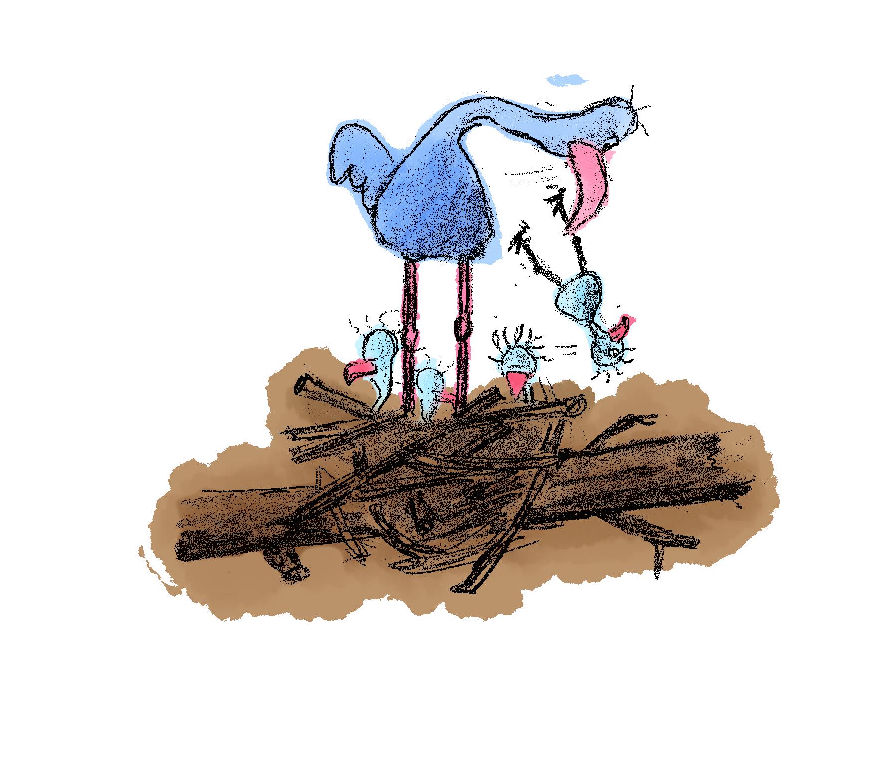 Thema werkstress: Kukel de 'zwakkere' niet uit het nest